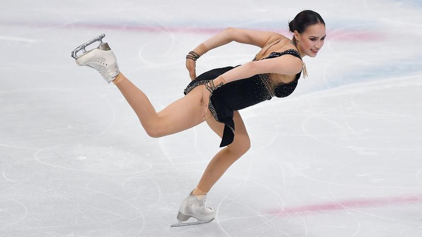 Загитова призналась, что ей непросто вживаться в роль ведущей «Ледникового периода»