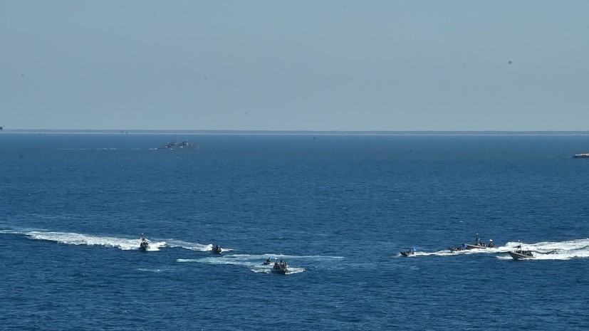 Египетские и французские ВМС провели совместные учения