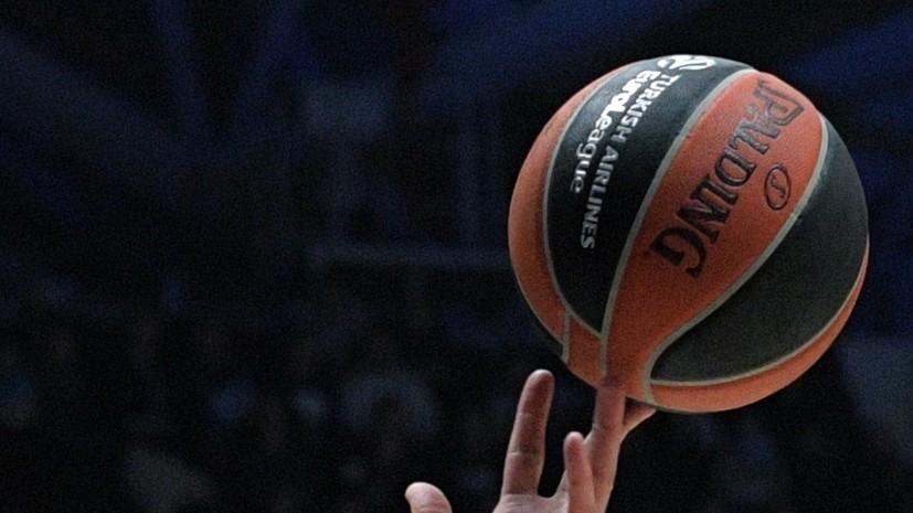 «Зенит» обыграл «Анадолу Эфес» в стартовом туре баскетбольной Евролиги