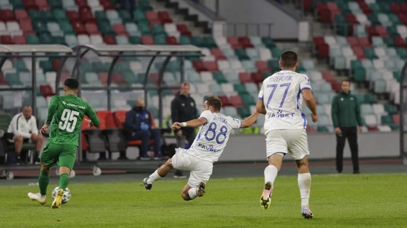 «Карабах» вышел в групповой раунд ЛЕ, брестское «Динамо» вылетело