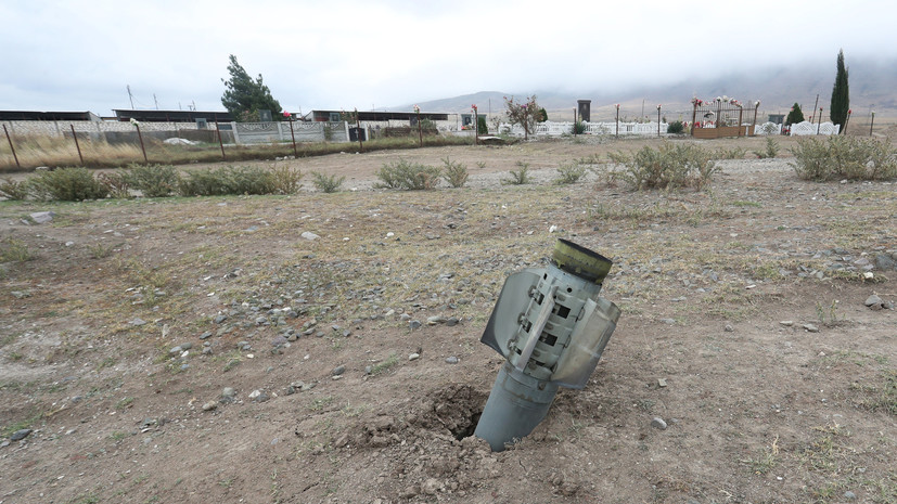 США призвали стороны конфликта в Карабахе к перемирию