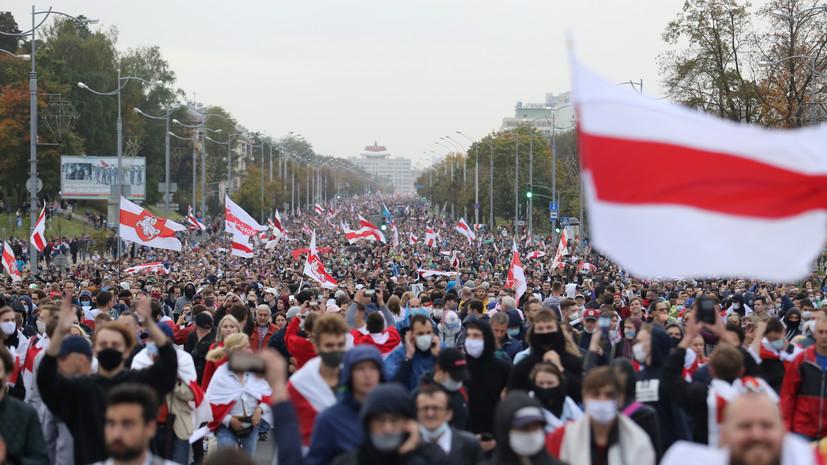 СМИ: Лидеры стран ЕС согласовали санкции против Белоруссии