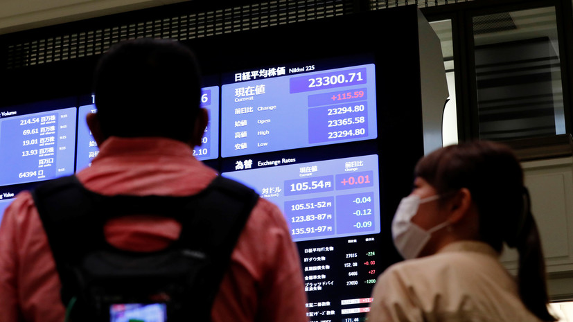 На Токийской бирже возобновились торги после сбоя