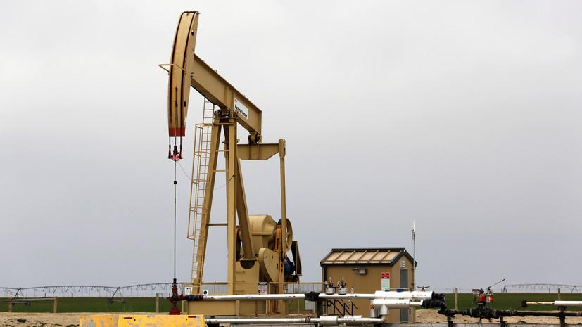 Заразительное снижение: цена нефти Brent опустилась ниже $39 за баррель после сообщения о коронавирусе у Трампа