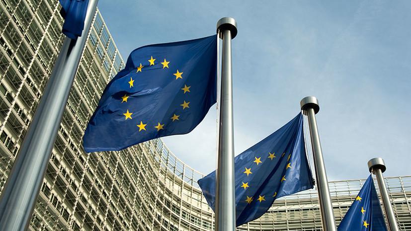 Евросоюз ввёл в действие санкционный список по Белоруссии