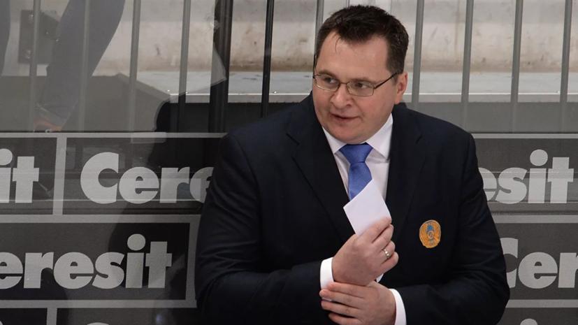 Экс-хоккеист Назаров предложил бороться с коронавирусом чесноком и водкой