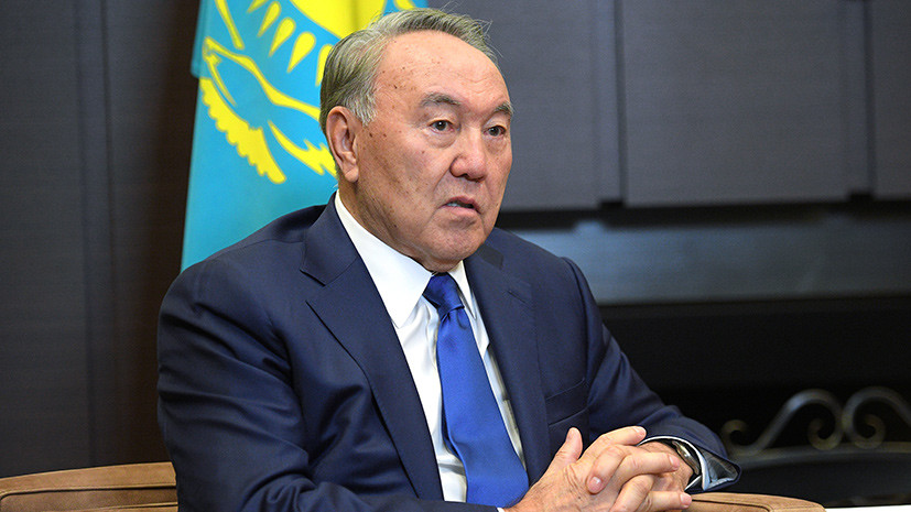 Назарбаев посоветовал Трампу слушаться врачей
