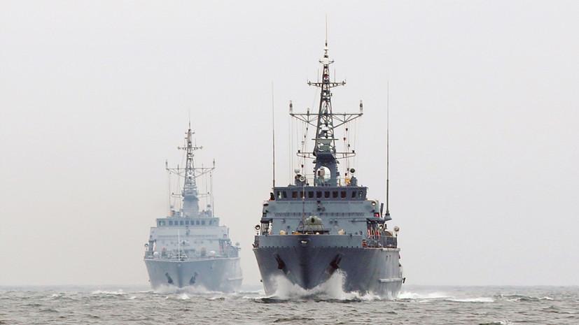 «Превосходит корабли других стран»: чем уникально новое поколение российских тральщиков