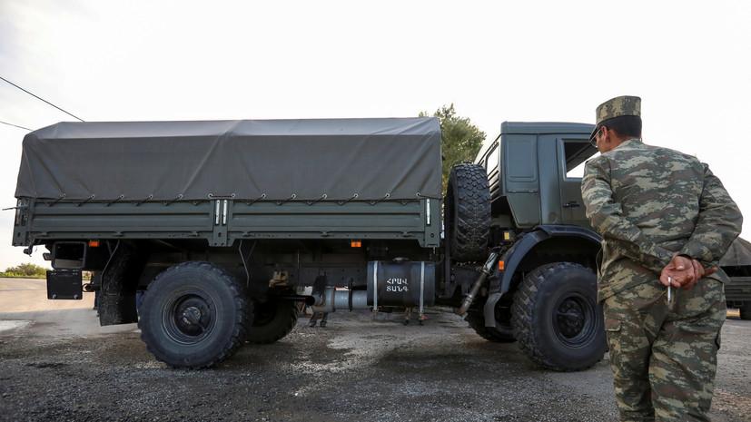 В Азербайджане отвергли заявления об участии иностранцев в боевых действиях