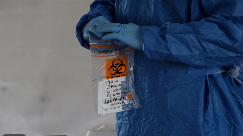 Число случаев коронавируса в мире превысило 35 млн