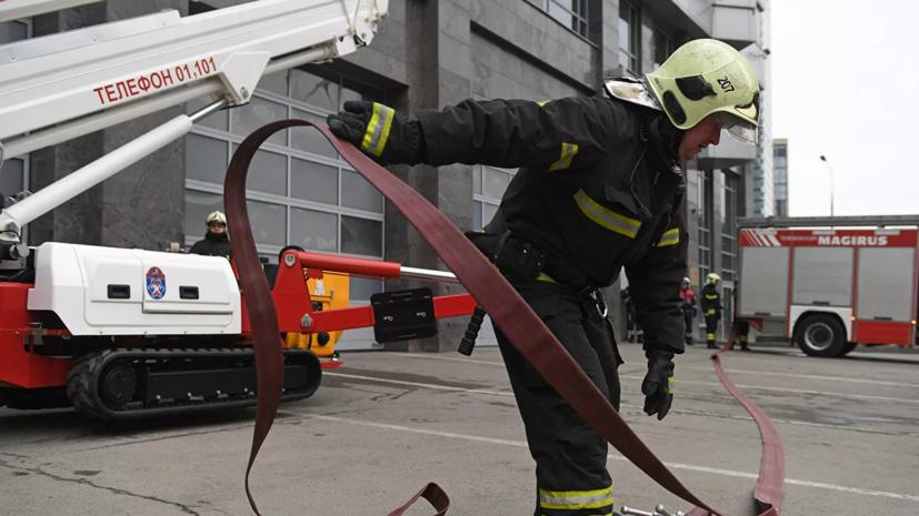 В якутском городе Нерюнгри за одну ночь произошли пожары в шести домах