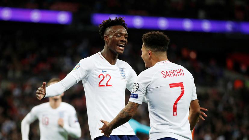 СМИ: Футболисты сборной Англии устроили вечеринку за двое суток до прибытия в национальную команду