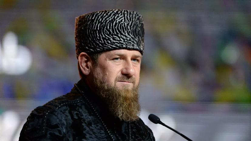Петербургская группа «Мечтатели» поздравила Кадырова с днём рождения
