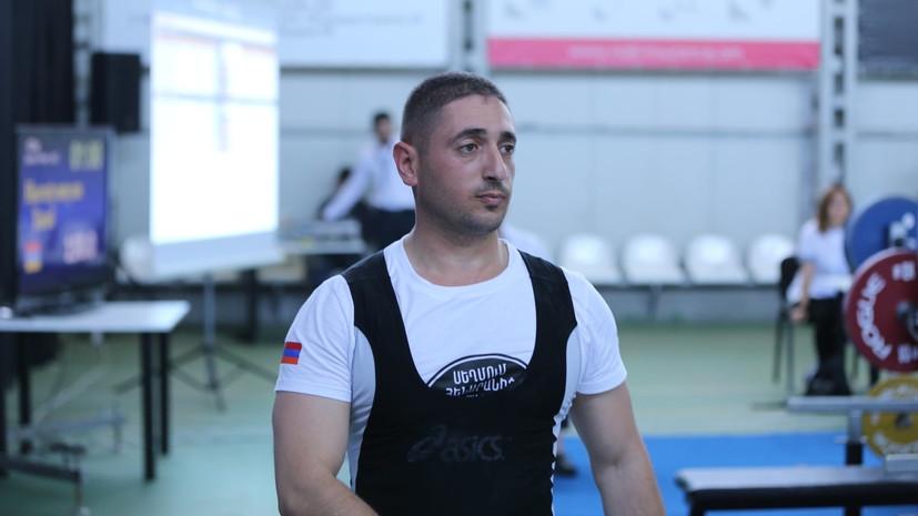 СМИ: В Нагорном Карабахе погиб многократный чемпион Армении по триатлону