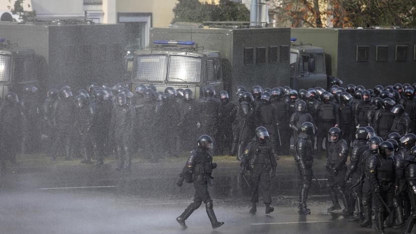 В Минске возбудили дела за распространение в сети данных силовиков