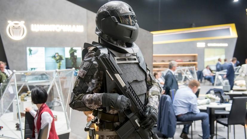 Ударные дроны, роботы и экзоскелеты: чем уникальна российская армейская экипировка нового поколения