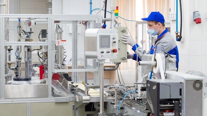 В Москве на треть увеличился объём несырьевого экспорта компаний
