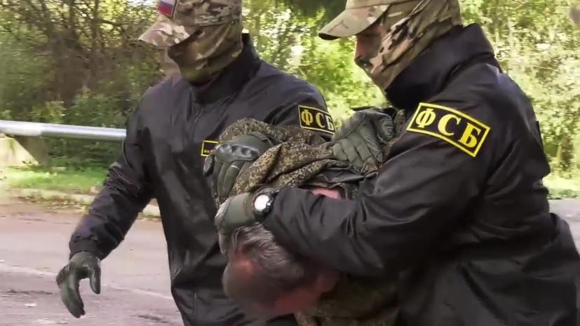 «Собирали и передавали сведения спецслужбам Эстонии»: ФСБ задержала военнослужащего и его брата за раскрытие гостайны