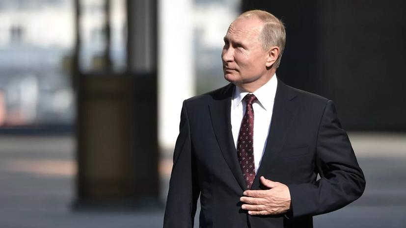 Путин: надеемся на новые достижения российских паралимпийцев