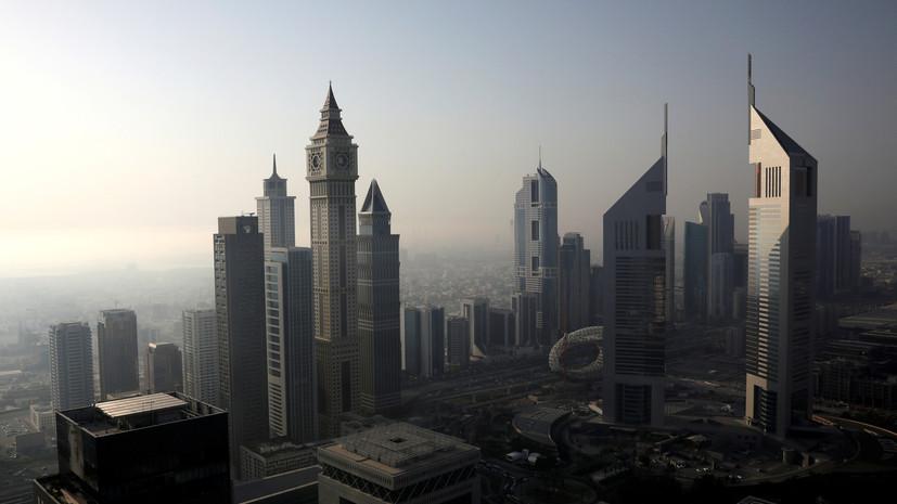 Число случаев коронавируса в ОАЭ превысило 100 тысяч