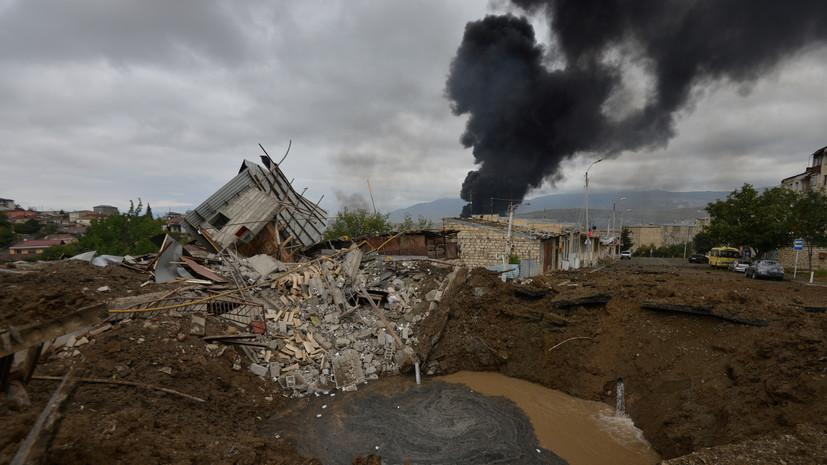 Британия и Канада поддержали призыв Минской группы ОБСЕ по Карабаху