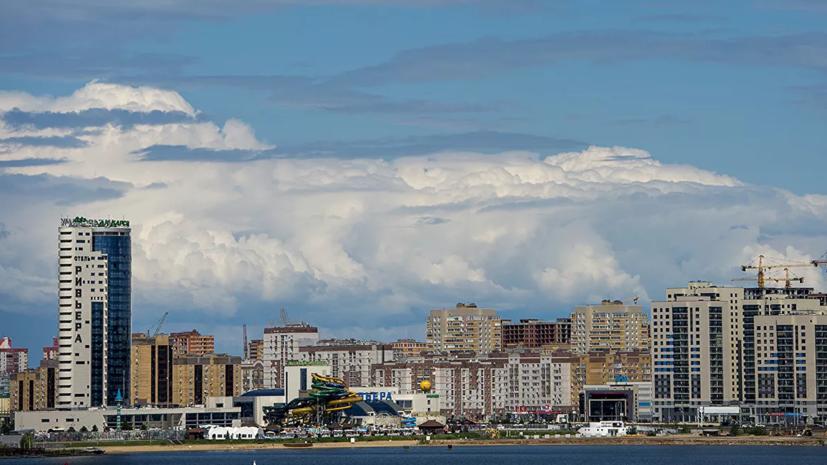 Казань лидирует в рейтинге социально-экономического развития Татарстана