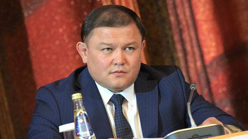 Спикер парламента Киргизии подал в отставку