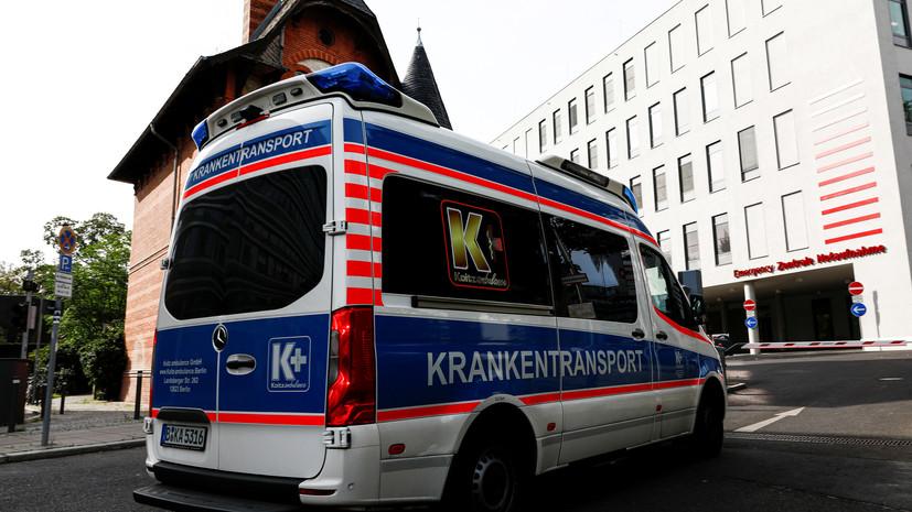 В Берлине ужесточают ограничения в связи с ростом случаев коронавируса
