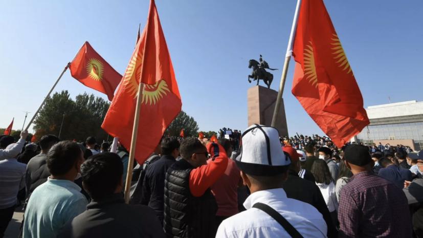 В Бишкеке назначили врио мэра