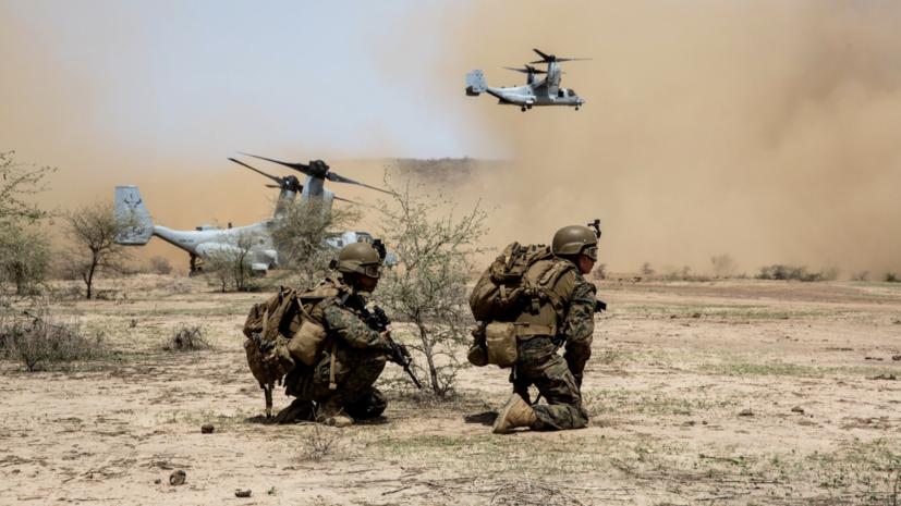 «Торгуют военными гарантиями»: как США намерены противодействовать России и Китаю в Африке