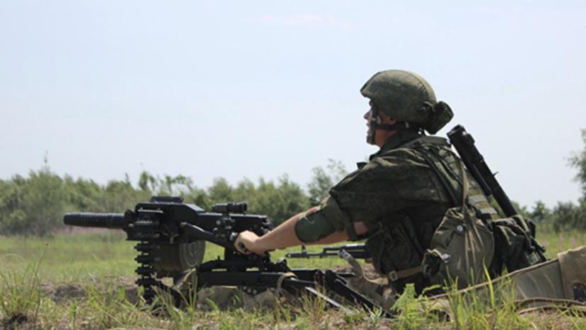 Военные  ВВО пройдут в октябре боевую проверку на 20 полигонах