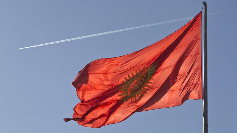 В Киргизии банкам рекомендовано временно приостановить работу