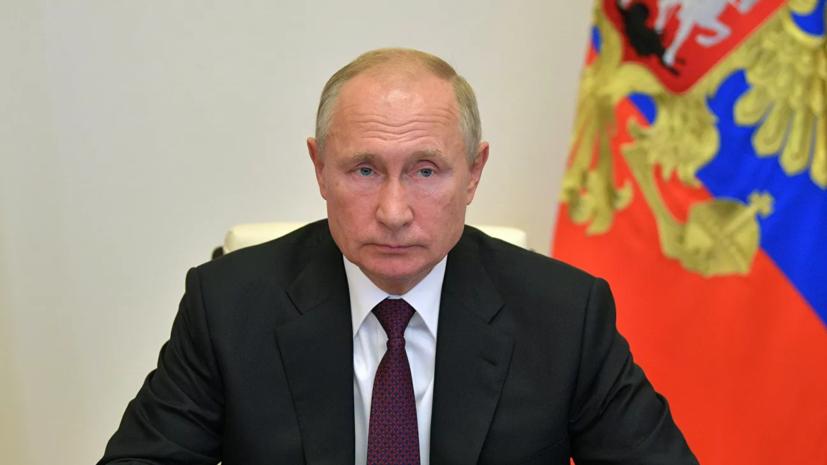 Путин и Алиев впервые с начала боевых действий обсудили Карабах