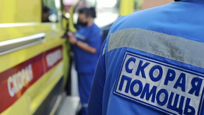 В КЧР возбудили уголовное дело после гибели семьи в автофургоне