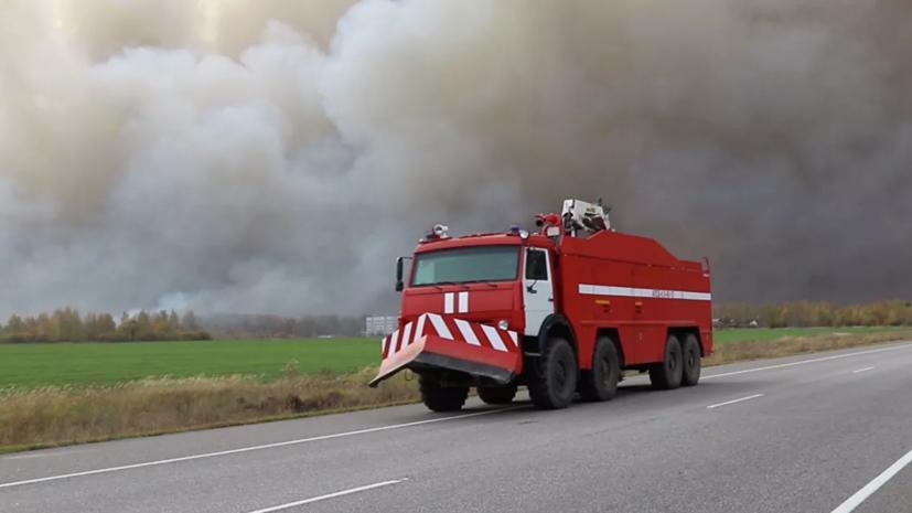 Число пострадавших от пожара в Рязанской области возросло до восьми