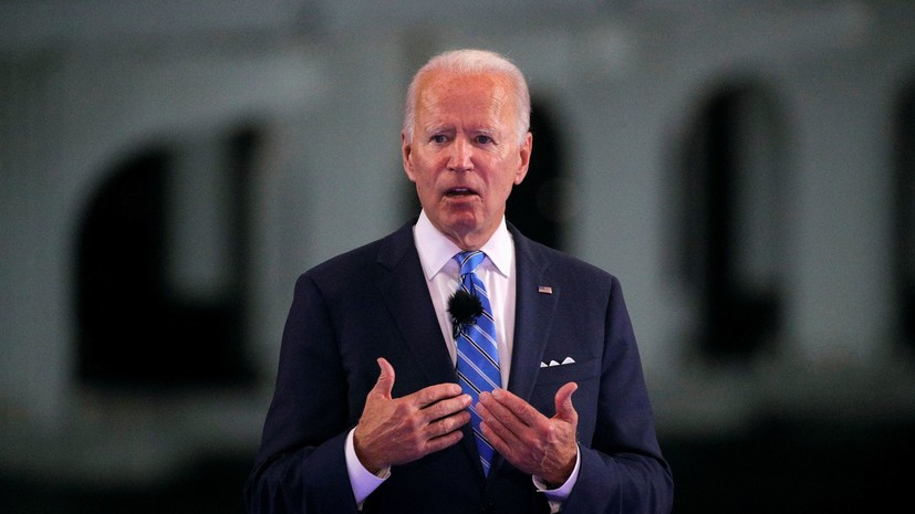 Байден намерен ввести всеобщий масочный режим в США