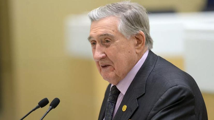 Бывший сенатор Долгих умер в 95 лет