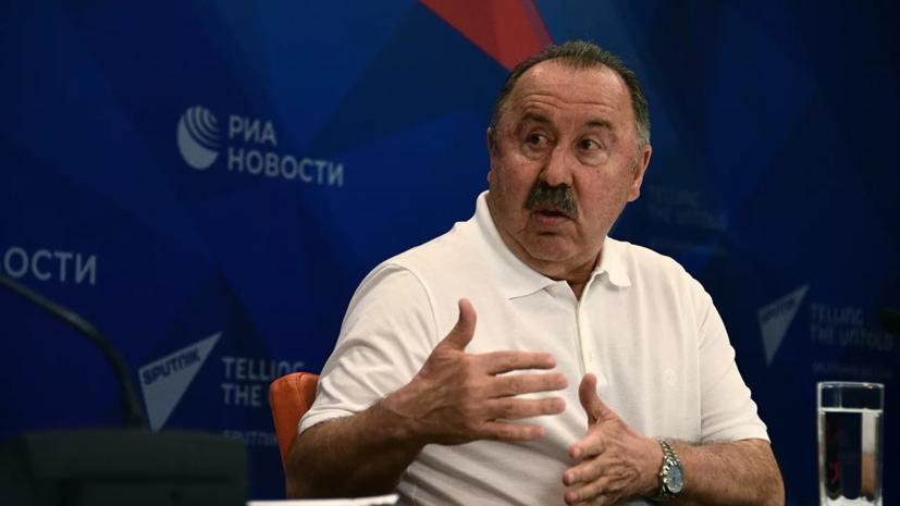 Газзаев не считает потерю Гилерме и Джикии серьёзной проблемой для сборной России