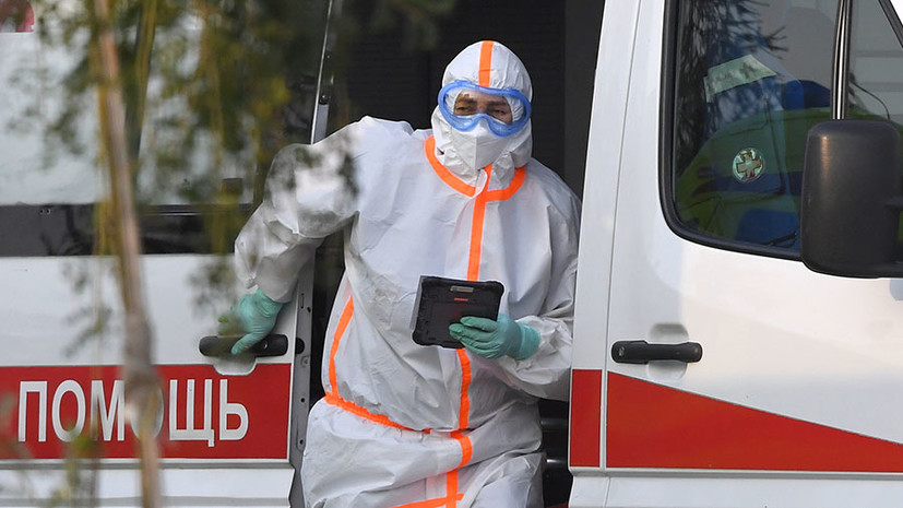 Более 25% без клинических проявлений: суточный прирост больных коронавирусом в России составил 11 493