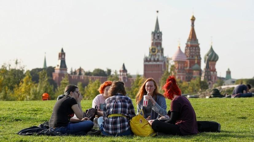 Синоптики рассказали о погоде на следующей неделе в Москве