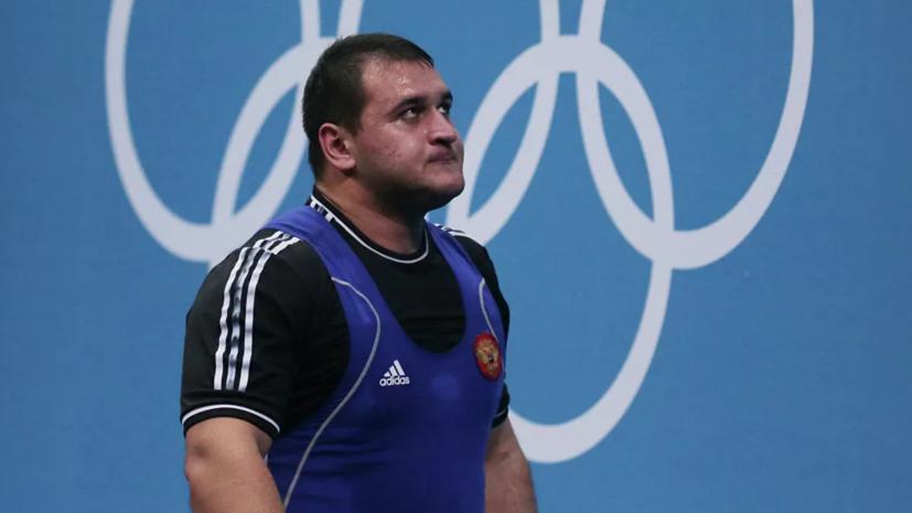 Шестеро российских тяжелоатлетов дисквалифицированы за допинг