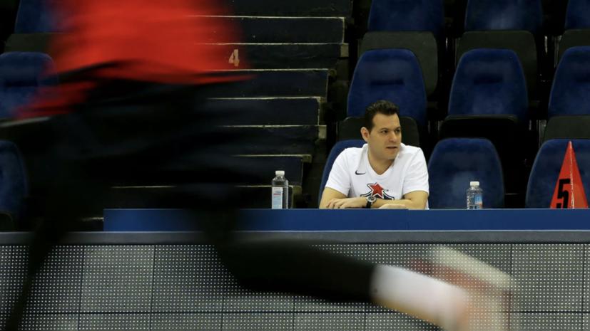 Тренер ЦСКА после выигрыша у «Маккаби» выразил надежду на победу над пандемией