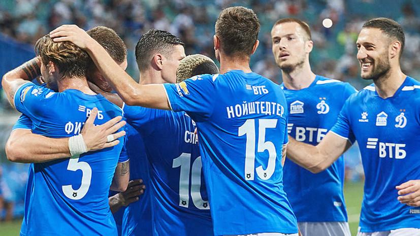 Спортивный директор «Динамо»: переговоры по новому тренеру находятся в завершающей стадии