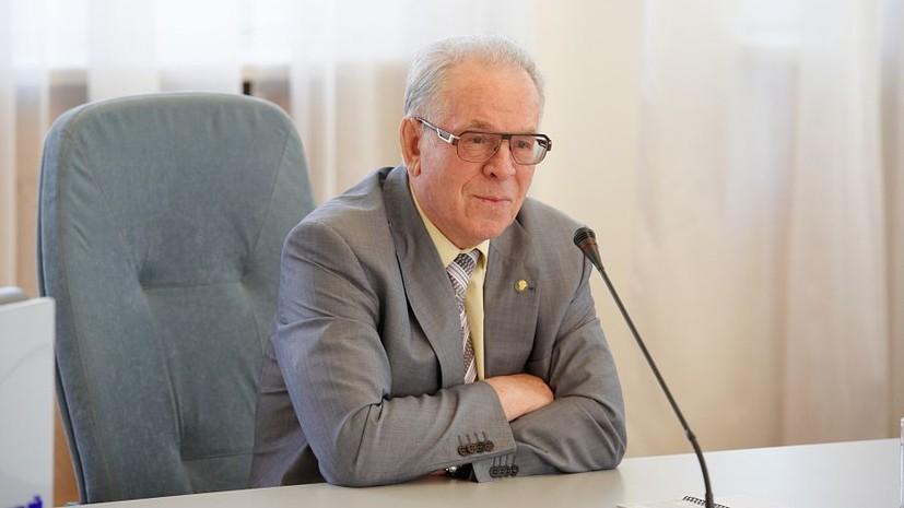 ТюмГУ выразил соболезнования в связи со смертью ректора и президента вуза
