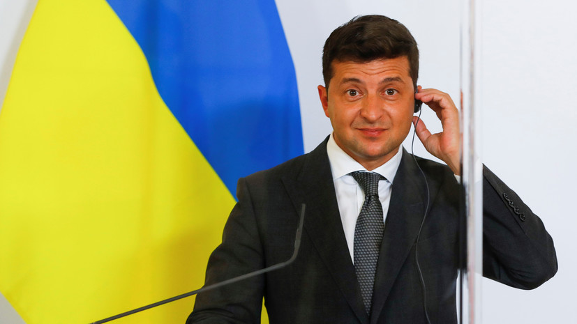 Туманные формулировки: почему Верховный суд Украины обязал Зеленского говорить на украинском языке