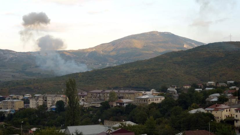 Переговоры по ситуации в Нагорном Карабахе продолжаются девять часов