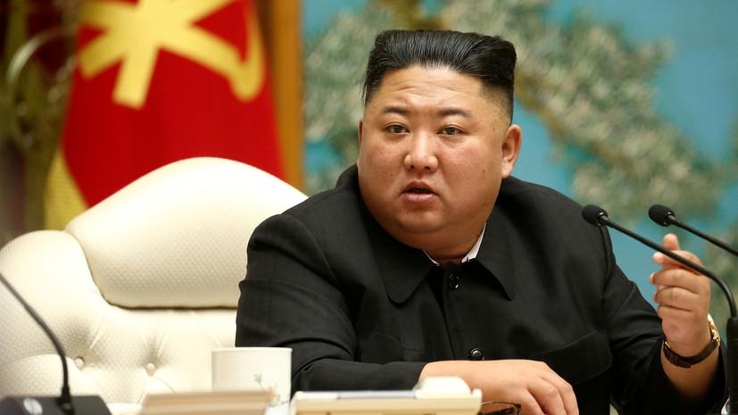 Ким Чен Ын рассказал, зачем КНДР наращивает военную мощь