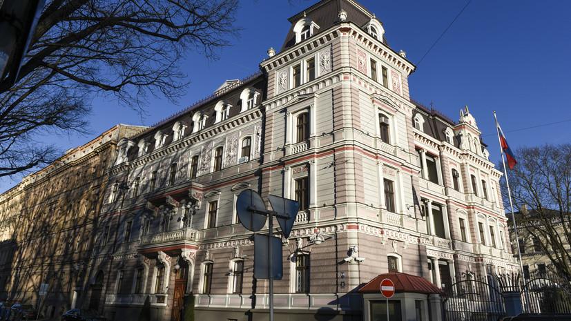 Посольство России в Латвии выразило протест в связи с депортацией Норвинда