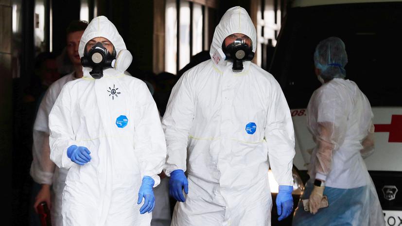 В Москве не будут останавливать программы развития из-за коронавируса