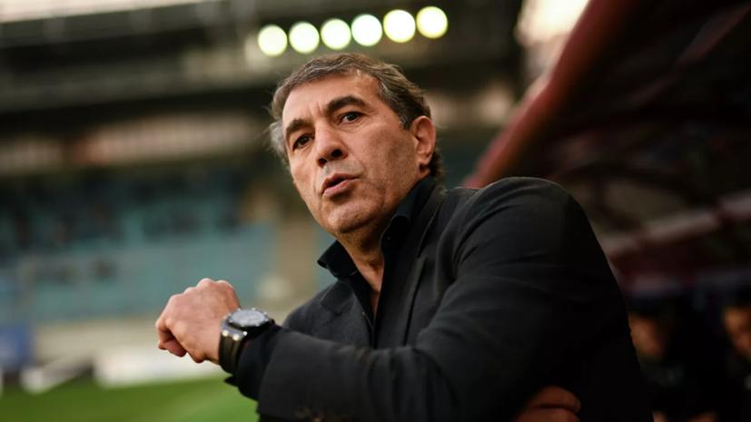 В «Уфе» прокомментировали назначение Рахимова на пост главного тренера